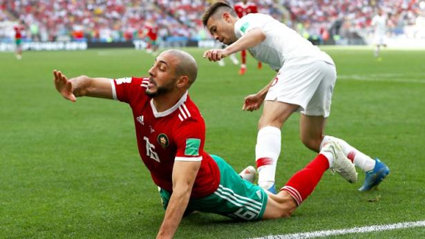 Mondial 2018: Le Portugal s'impose et élimine le Maroc