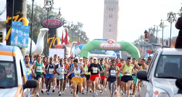Un coureur néerlandais meurt en plein semi-marathon International de Marrakech