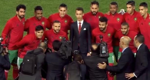 ولي العهد الأمير مولاي الحسن يترأس افتتاح بطولة أمم إفريقيا للاعبين المحليين 2018
