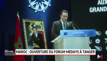 Maroc: Ouverture du forum Medays à Tanger