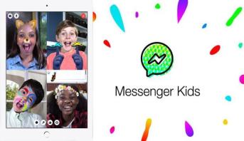 """""""فيسبوك"""" تطلق نسخة الأطفال من تطبيقها للتراسل الفوري"""