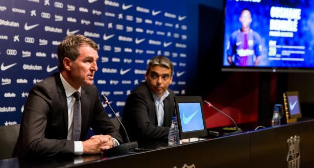 برشلونة: تم الاتفاق على عقد ميسي وسيوقع قريبا جدا