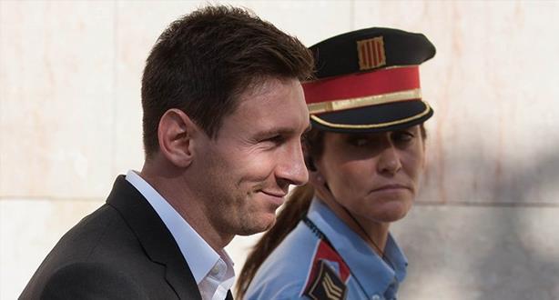 La condamnation de Messi pour fraude fiscale confirmée