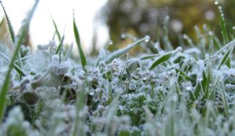 برد قارس يوم الأحد ودرجات الحرارة تصل ل 11 تحت الصفر ببعض المناطق