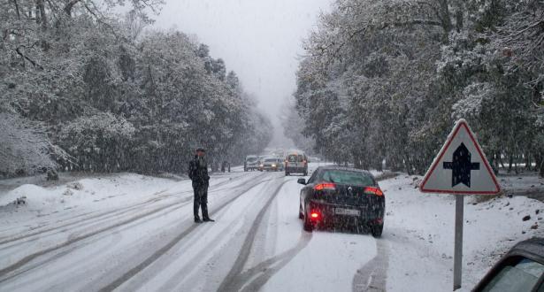 Météo: temps froid avec pluies et chutes de neige ce dimanche