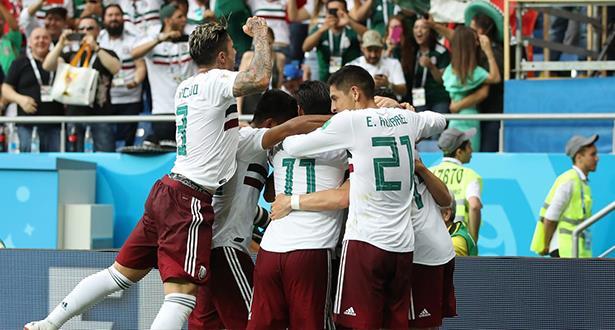كوريا تغادر والمكسيك تقطع شوطا نحو دور 16