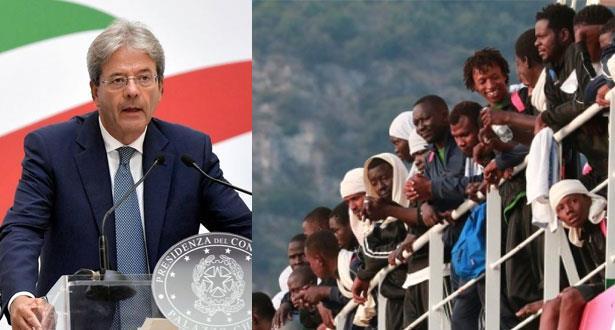 موقف صارم لرئيس الوزراء الإيطالي حول قانون منح الجنسية لمهاجرين