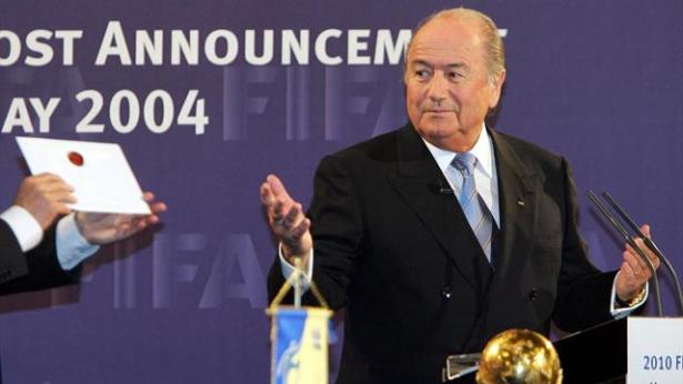 Attribution du Mondial 2010: l'Afrique du Sud dément toute infraction