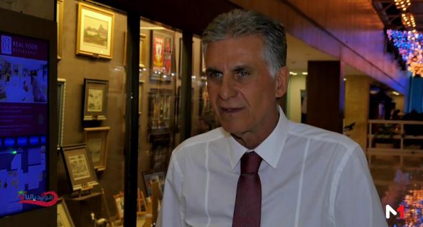 زووم على المنتخب الإيراني، جلسة مونديالية مع كارلوس كيروش و ميكرو المونديال