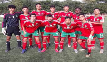بداية مخيبة للمنتخب الوطني ضمن منافسات الألعاب الإفريقية للشباب بالجزائر