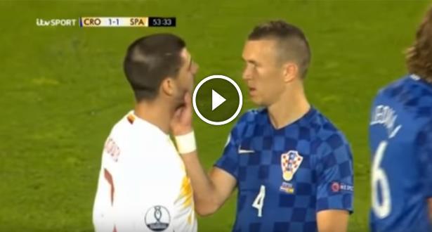 Euro 2016: Morata et Perisic, duel dans le duel