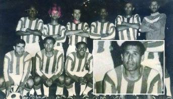 وفاة محمد جرير أول لاعب مغربي يسجل هدفا في المونديال