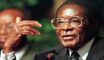الحزب الحاكم في زيمبابوي يقيل موغابي من الزعامة ويطالبه بالتنحي عن الرئاسة