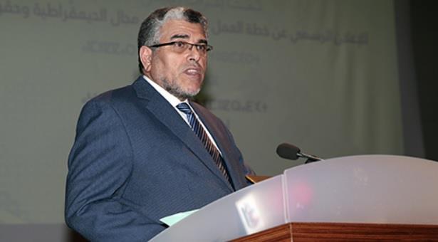 الإعلان الرسمي عن خطة العمل الوطنية في مجال الديمقراطية وحقوق الإنسان