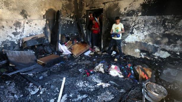 Cisjordanie: mort d'un bébé palestinien dans un incendie provoqué par des colons israéliens