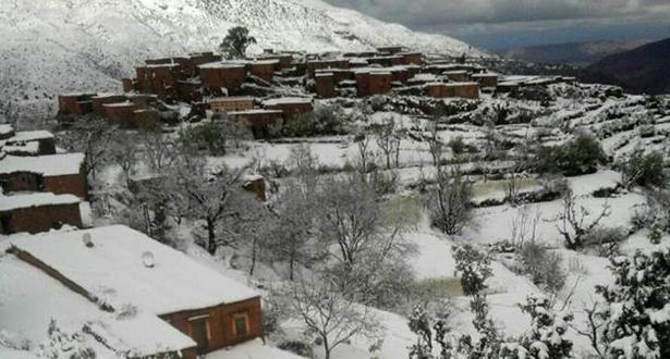 المغرب .. تعبئة شاملة لمواجهة تداعيات موجة البرد وتساقط الثلوج