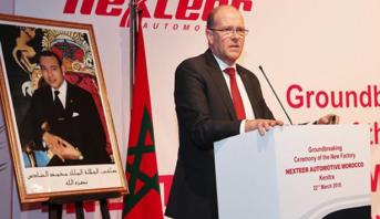 """نائب رئيس مجموعة """"نيكستير"""" : المغرب بلد كبير في مجال صناعة السيارات وبوابة ولوج نحو السوق الإفريقية"""