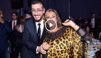فيديو.. سعد لمجرد يحصد جائزة أفضل أغنية عربية