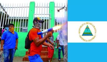استمرار المظاهرات في نيكاراغوا .. وبلدان أمريكا اللاتينية تطالب بوقف أعمال العنف