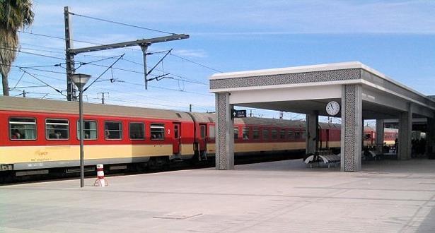 توضيحات المكتب الوطني للسكك الحديدية حول ما نشر عن حادث محطة القطار قرب القصر الكبير