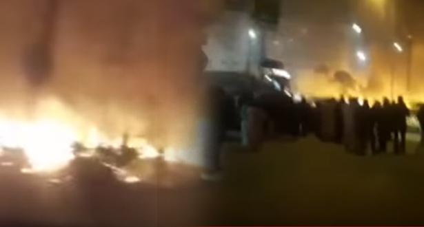 الدار البيضاء .. مواجهات عنيفة بين شبان مغاربة ومهاجرين أفارقة