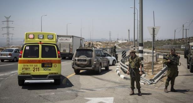 إصابة شاب فلسطيني بعد محاولته تنفيذ عملية طعن في الضفة الغربية