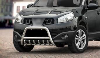بلاغ كتابة الدولة المكلفة بالنقل حول الأعمدة الواقية الأمامية للمركبات