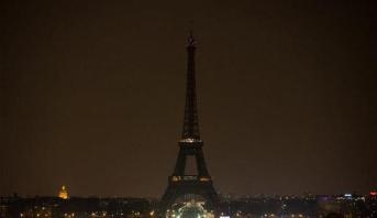 إطفاء أنوار (برج إيفل) منتصف الليل تكريما لضحايا اعتداء لندن