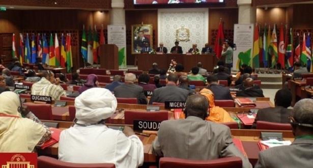 البرلمان المغربي يحتضن أشغال الدورة الـ 70 للجنة التنفيذية للاتحاد البرلماني الإفريقي