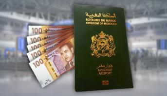 مشروع قانون المالية يتجه نحو الرفع من رسوم جواز السفر