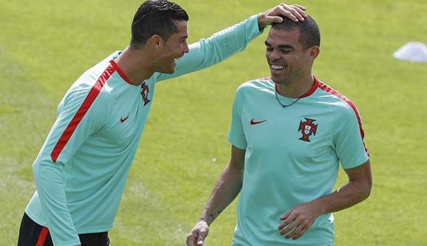 Meilleur joueur d'Europe : Ronaldo et Pepe parmi les 10 nominés