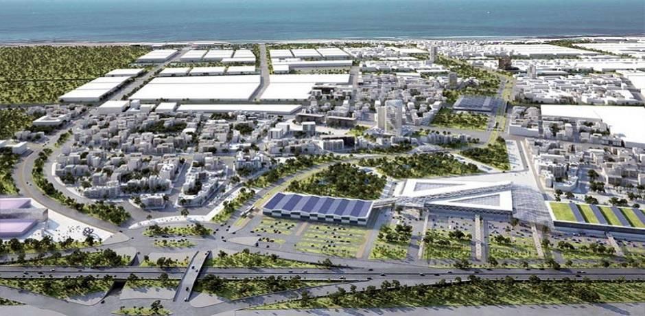 L'éco cité Zenata, un nouveau centre urbain basé sur la cohésion sociale et la protection de l'environnement