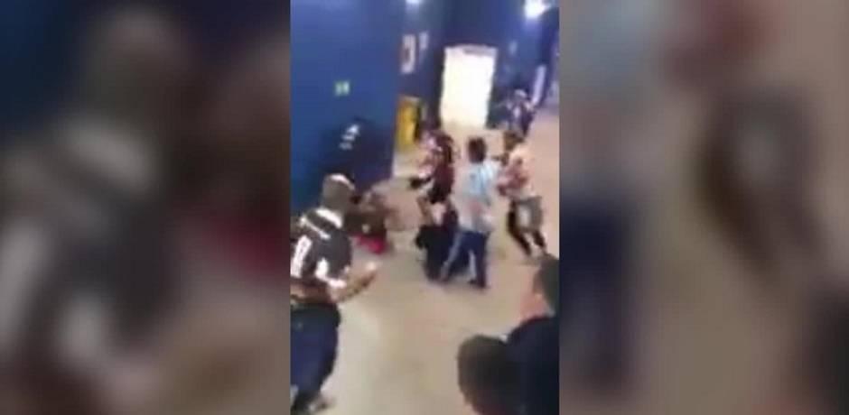 """Mondial-2018 - La Fifa """"choquée"""" par le passage à tabac de supporters croates par des Argentins"""