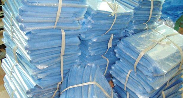 Plus de 36 tonnes de sacs en plastique saisies durant le 1er trimestre 2017 et 12 personnes interpellées