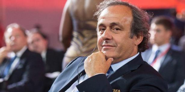 FIFA: Platini annonce sa candidature à la présidence