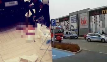 طعن أكثر من 8 أشخاص بمركز تجاري ببولندا