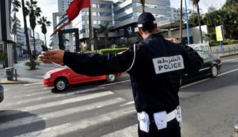 Tétouan: Un policier de la circulation agressé à l'arme blanche par un individu présentant des troubles mentaux