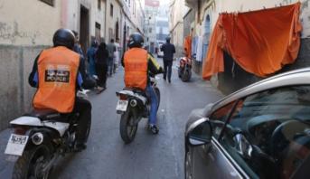 Kénitra : Un policier contraint d'utiliser son arme de service pour arrêter six personnes pour leur lien présumé avec un réseau criminel
