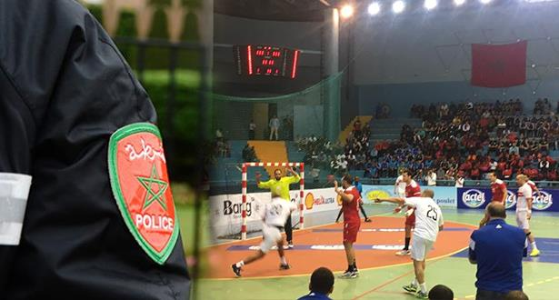 Agadir : Quatre supporters égyptiens d'Al Ahly de handball déférés au parquet pour agression sur des policiers