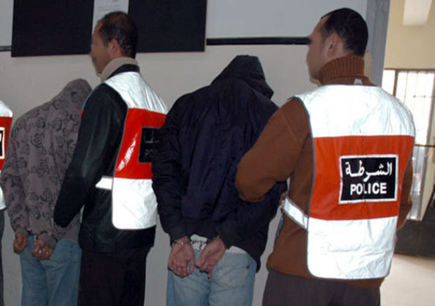 Arrestation des auteurs présumés du cambriolage d'une agence de Barid Al Maghrib à Oujda