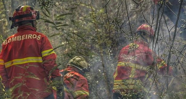 فرق الإطفاء تتمكن من السيطرة على أكبر حريقين في البرتغال