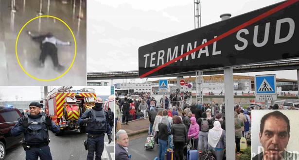 منفذ الهجوم الذي استهدف مطار أورلي كان تحت تأثير الكحول والمخدرات (مصدر قضائي)