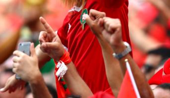 مباراة المغرب والبرتغال تتصدر قائمة المباريات الأكثر حضوراً للمشجعين