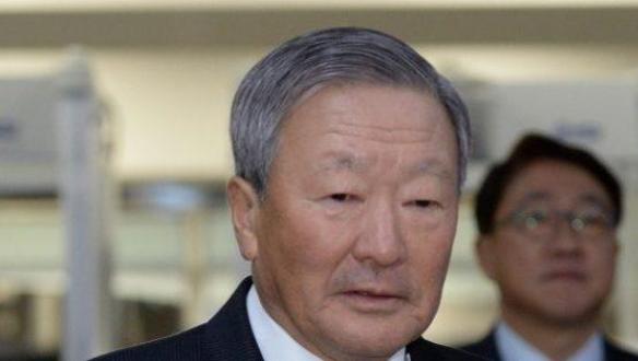 """وفاة رئيس مجموعة """"ال جي"""" الكورية الجنوبية"""