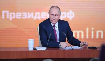 بوتين : روسيا في أتم الاستعداد لتنظيم بطولة كأس العالم لكرة القدم