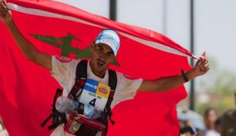 العداء المغربي رشيد المرابطي يفوز بالمرحلة الأولى لماراطون الرمال بالبيرو