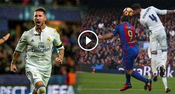 Le Real Madrid arrache l'égalisation à Barcelone