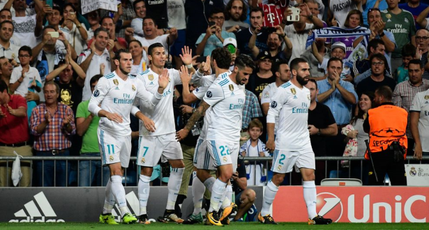 Ligue des champions: Le Real Madrid et Manchester City cartonnent