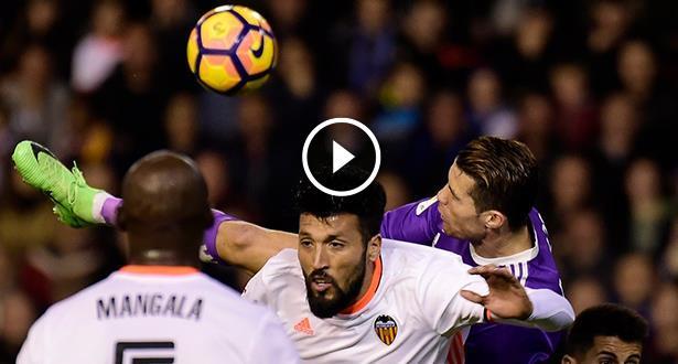 """فيديو .. ريال مدريد يسقط في """"ميستايا"""" وصراع الليغا يشتعل"""