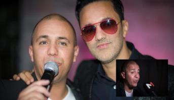 Vidéo: RedOne et Faudel bientôt réunis pour un album